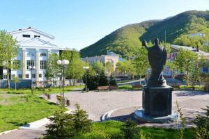 Памятник Николаю Чудотворцу