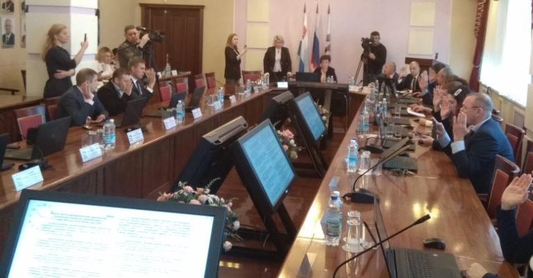Временно исполняющим полномочия Главы города назначен Константин Брызгин