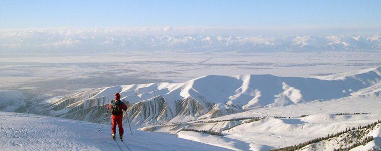 Обзор горнолыжных баз Камчатки