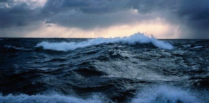 В акватории Берингова моря  ожидается опасное волнение