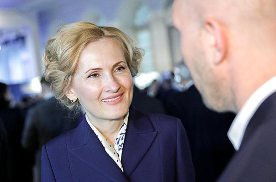 Ирина Яровая вошла в пятёрку самых эффективных депутатов госдумы