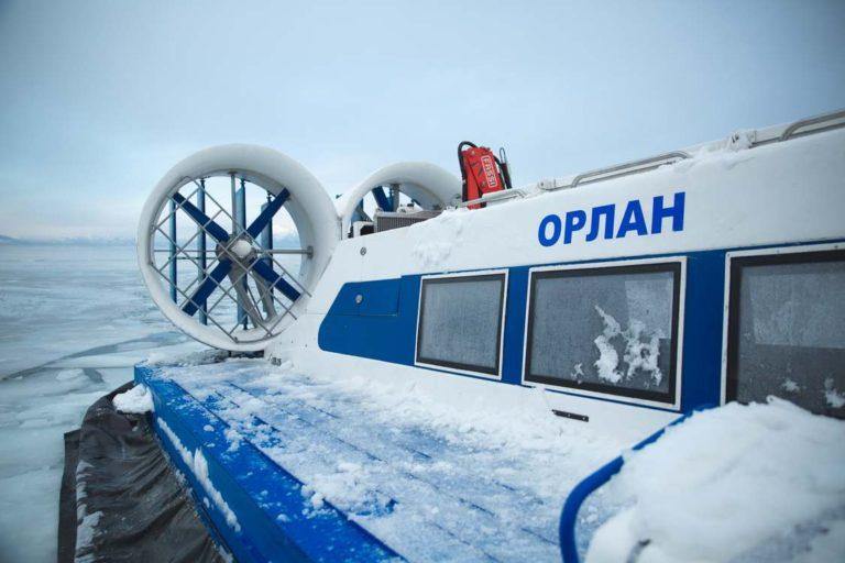 Камчатка первой в России построила катера-амфибии