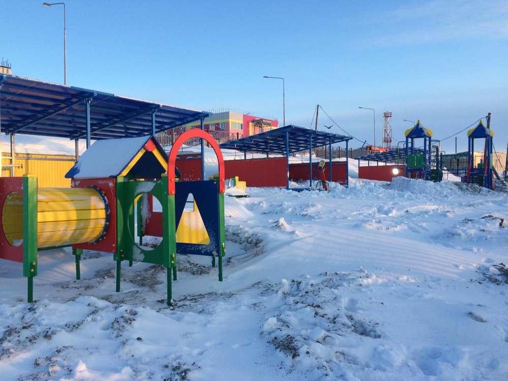 Детский сад в Тиличиках