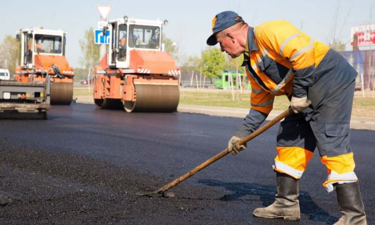 Новые рекорды строительства дорог в Камчатском крае