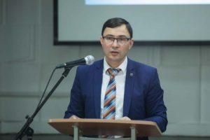Владимир Каюмов, министр транспорта и дорожного строительства Камчатского края