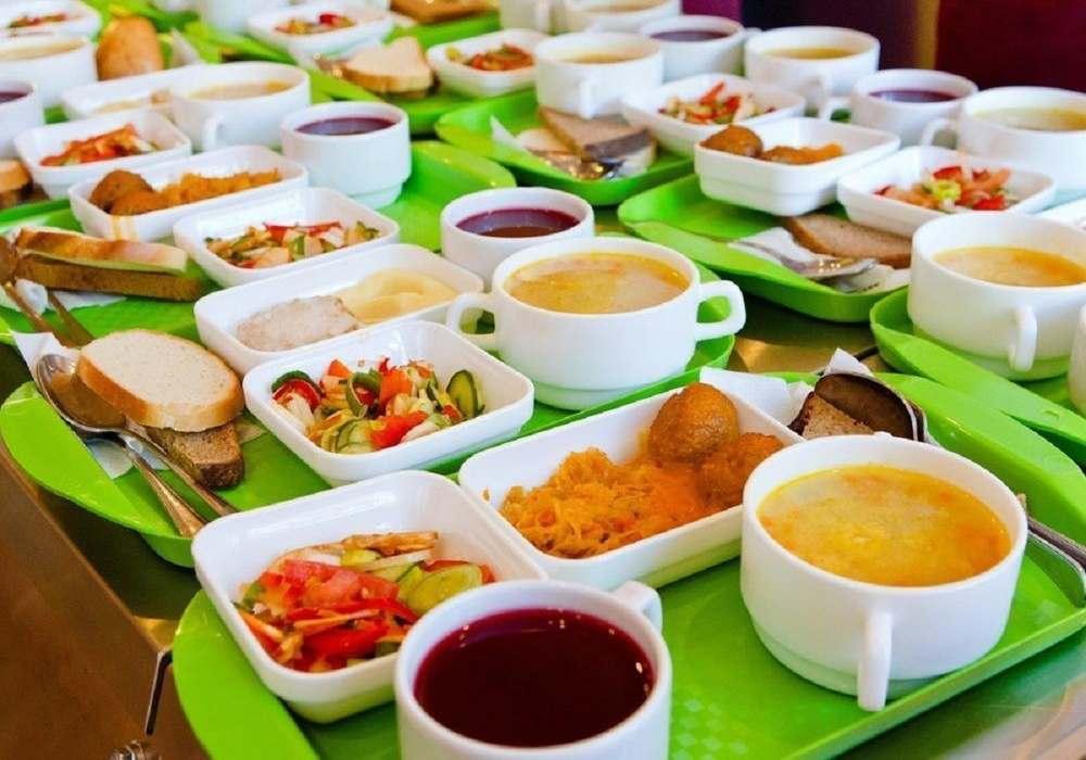 Детское питание в школе