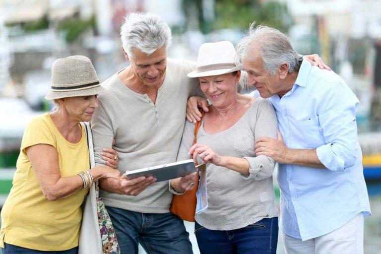 Доступные пенсионерам маршруты для отдыха