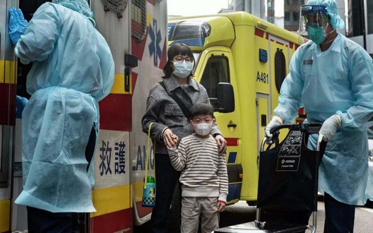 Пандемия 2020 — Коронавирус
