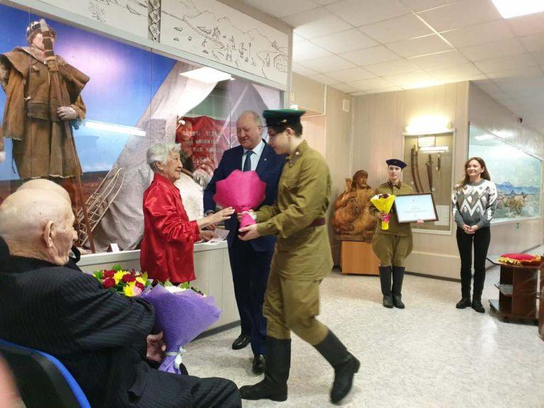 Владимир Илюхин встретился с ветеранами
