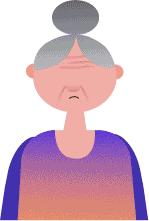 Человек в возрасте