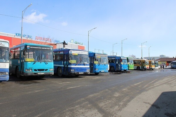 Открыта телефонная линия для общественного транспорта