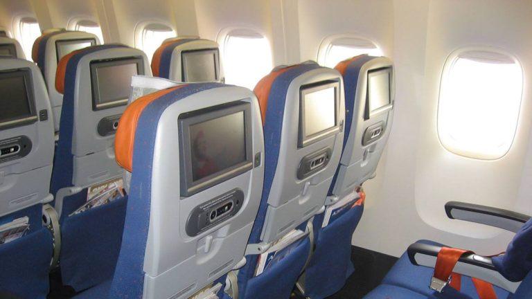 Рейсы внутренних авиалиний проходят обязательную санобработку