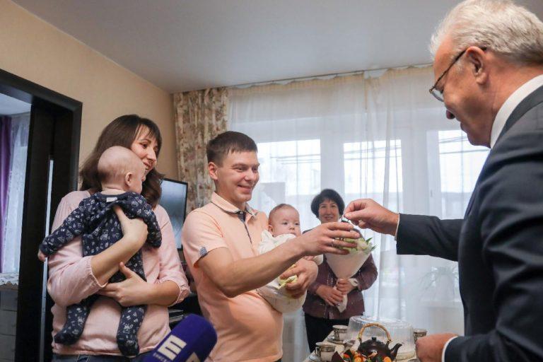 Выплаты до 6,6 миллионов рублей получат многодетные семьи от государства