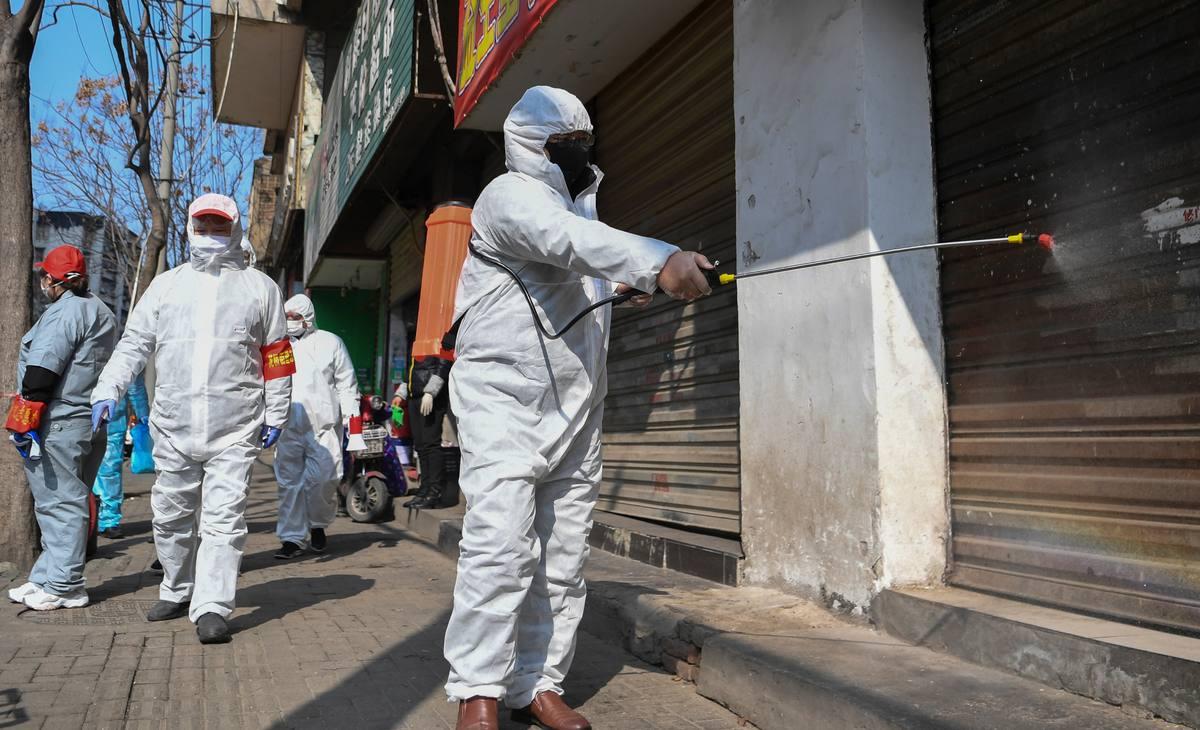 Места с высоким риском заразиться коронавирусом