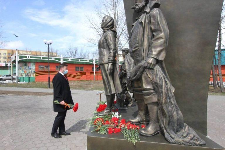 Камчатка отмечает 75-летие Победы