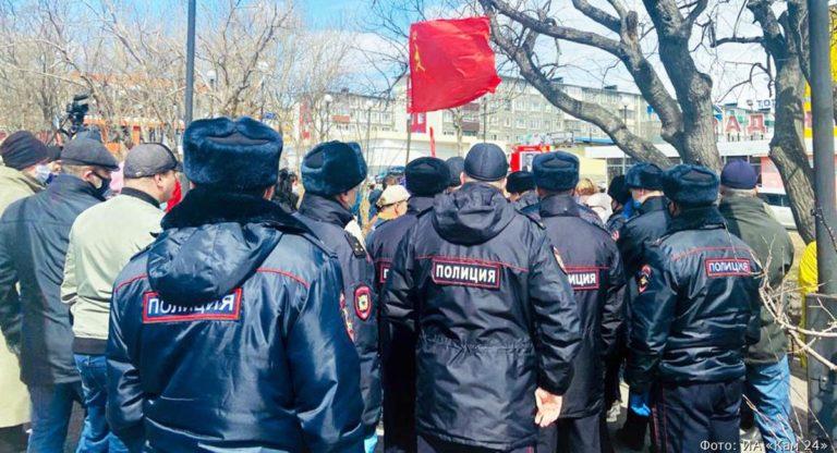 Камчатские эсеры резко осудили однопартийцев за нарушения в День Победы