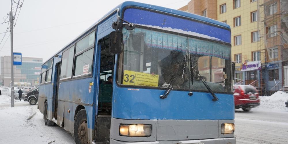 Движение автобусов в краевой столице остается прежним