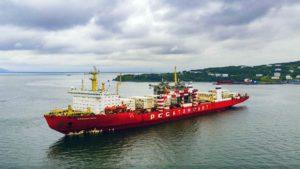 Запуск регулярных перевозок рыбной продукции по Северному морскому пути