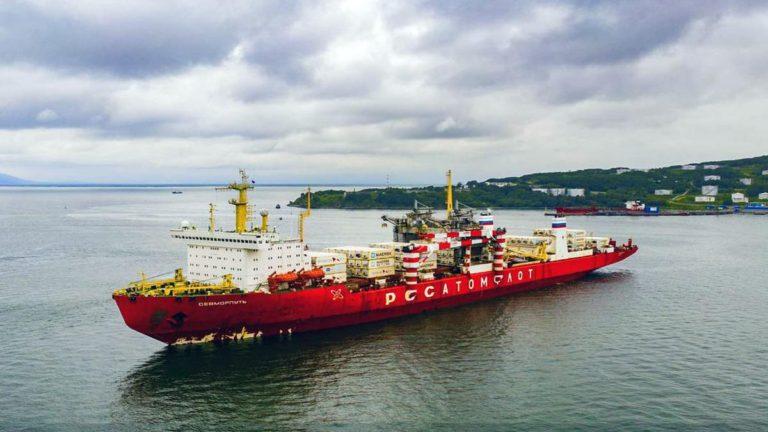 Для доставки рыбы с Камчатки будет задействован Северный морской путь