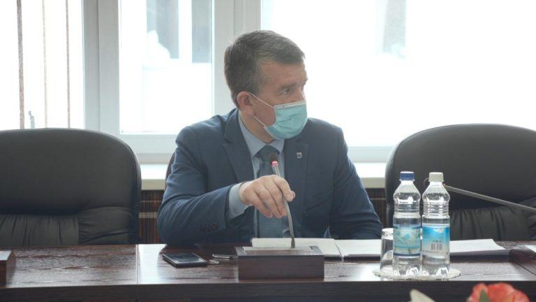 Нацпроекты Камчатки обсудили в региональном Правительстве