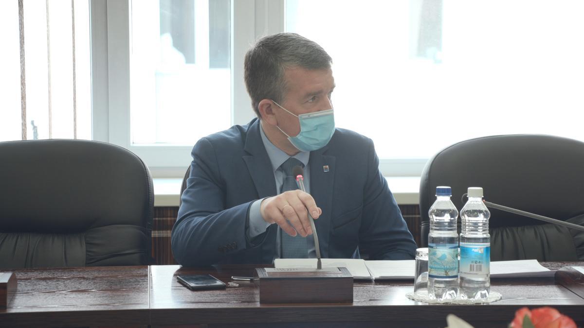 Реализация национальных проектов на территории Камчатки