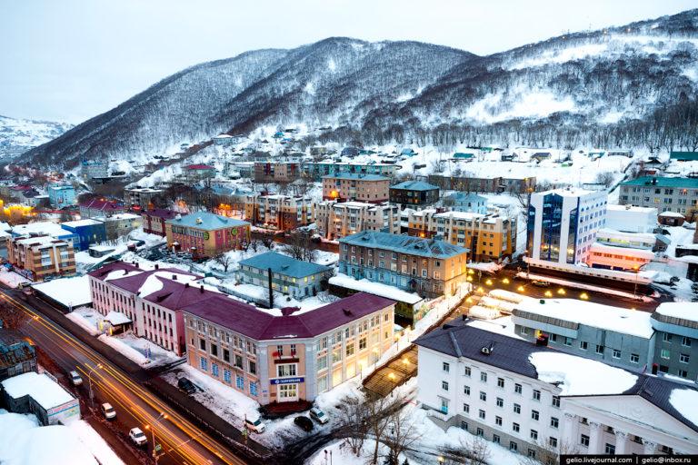Жители Петропавловска-Камчатского решат, каким будет центр города