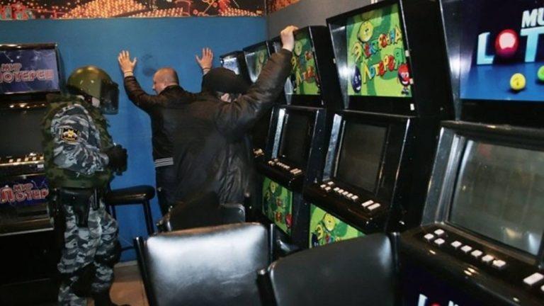 Подпольный игровой клуб накрыли на Камчатке