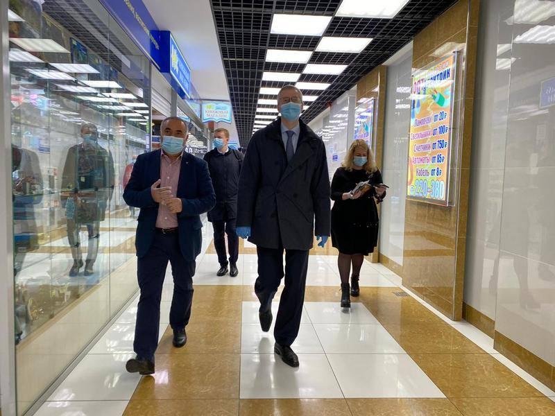 Владимир Солодов выделит 200 миллионов рублей на поддержку предпринимателей Камчатки
