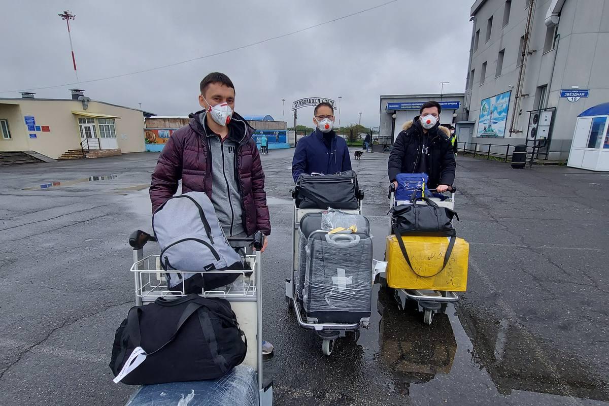 На Камчатку для борьбы с коронавирусом прибыли московские врачи из НМИЦ ССХ3