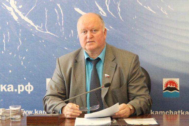 Заместитель председателя Заксобрания Камчатки Борис Чуев скончался на 63-м году жизни