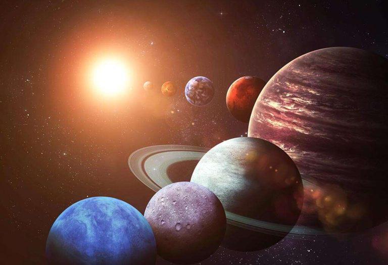 Парад планет в 2020 году