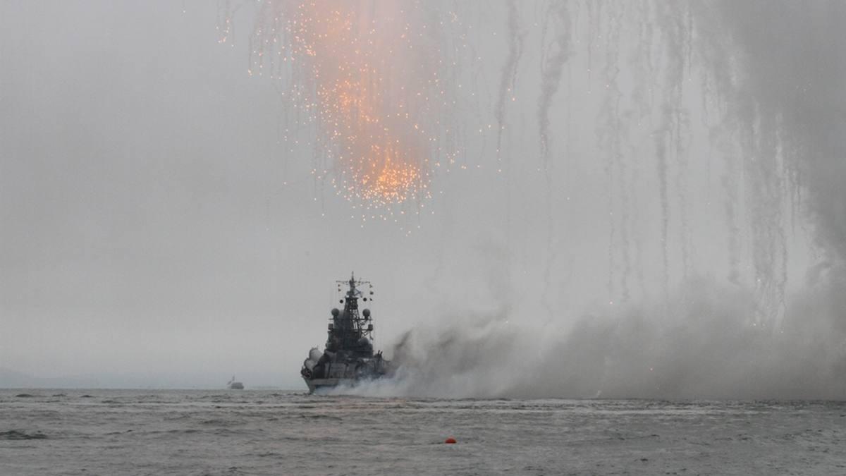 В День ВМФ жители Петропавловска-Камчатского увидят морской парад