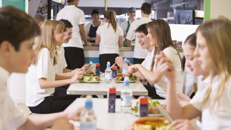 Камчатка обеспечит бесплатное горячее питание в начальных классах школ края