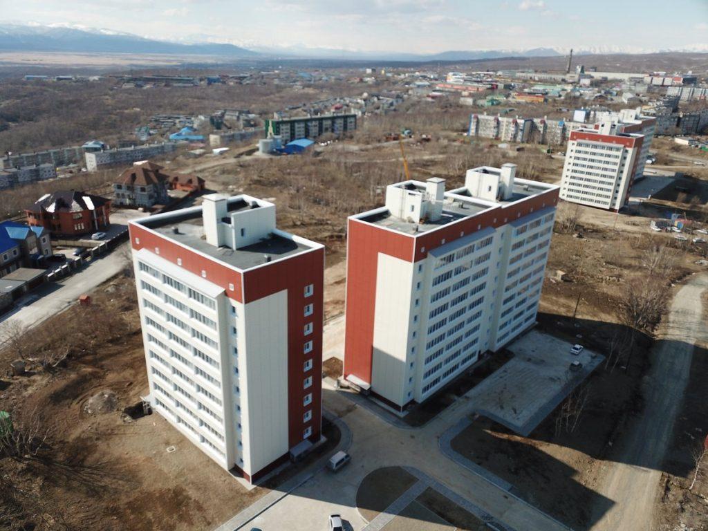 Еще 270 новых квартир сдадут в эксплуатацию в этом году в Петропавловске
