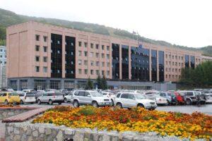 Здание Администрации Камчатского края