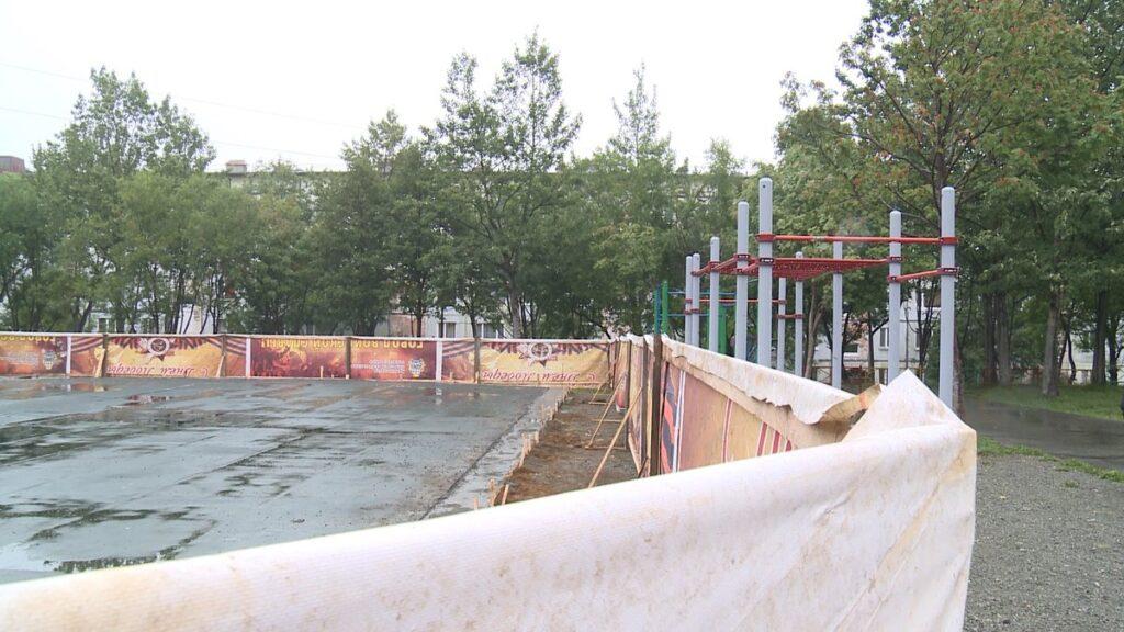 «Пиратский остров» появится на обновлённой площадке «Кораблик» в Петропавловске