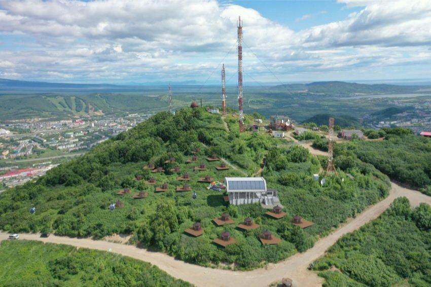 Гриль-парк на Мишенной
