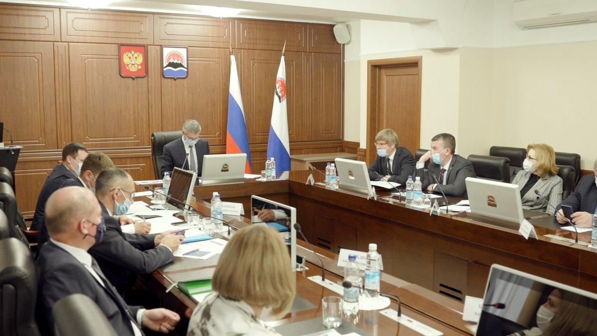 Губернатор Камчатки обозначил основные приоритеты экономического развития региона