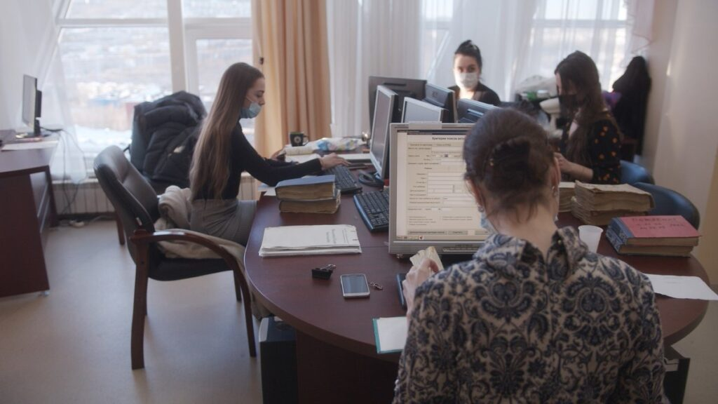 Архивные записи органов ЗАГС привели в электронный вид
