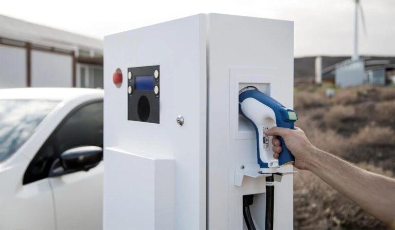 Первая заправка для электромобилей открылась на Камчатке