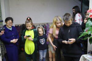Подарки камчатским детям