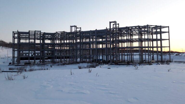 На Камчатке продолжат строительство многомиллиардной краевой больницы