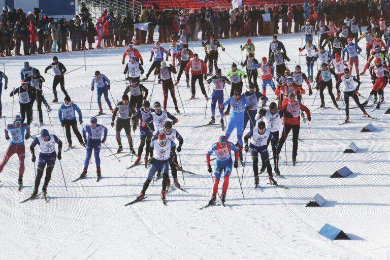 Камчатцев приглашают поучаствовать в «Лыжне России»